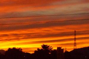 kousoburoの夕日画像