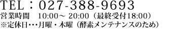 TEL:027-388-9693